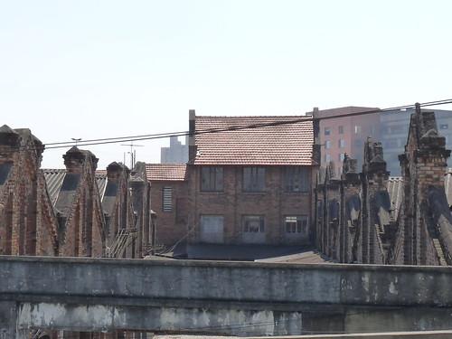 Construção fabril, Mooca