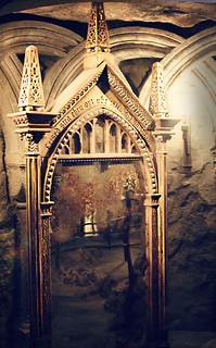 The Mirror of Erised in Hogwarts