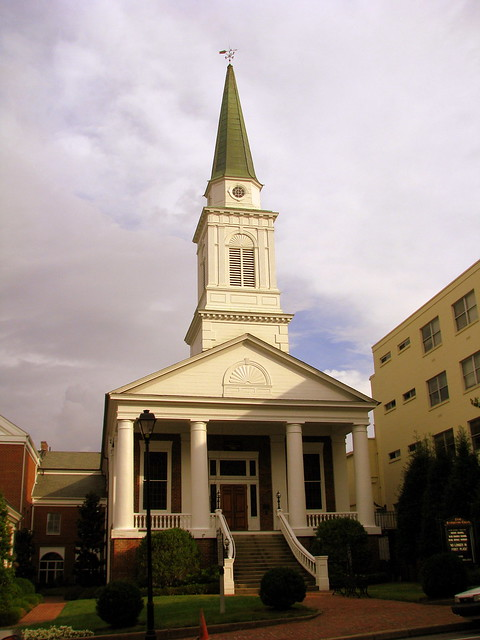 First Presbyterian Church - Greeneville, TN