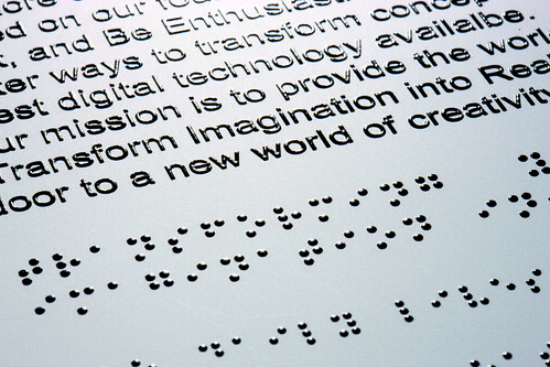 Braille | by Roland DG Mid Europe Italia