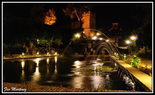 Cordob s de adopci n visita nocturna al alc zar de los reyes cristianos - Visita mezquita cordoba nocturna ...