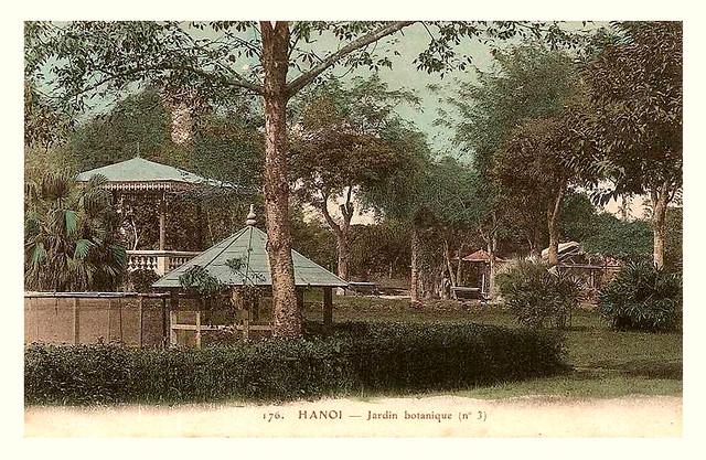 HANOI - Jardin Botanique