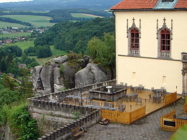 Hotel Zámek Hrubá Skála. Český ráj. Czech Republic