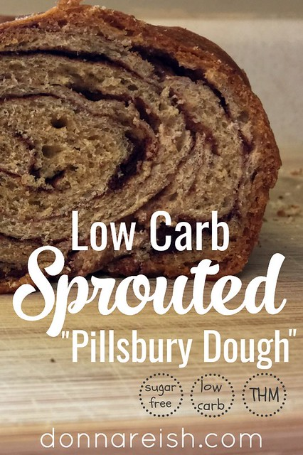 Low Carb Sprouted Pillsbury Dough