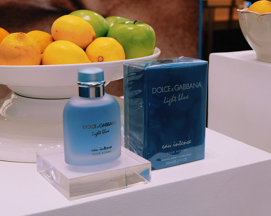 D&G Light Blue Philippines Original Price