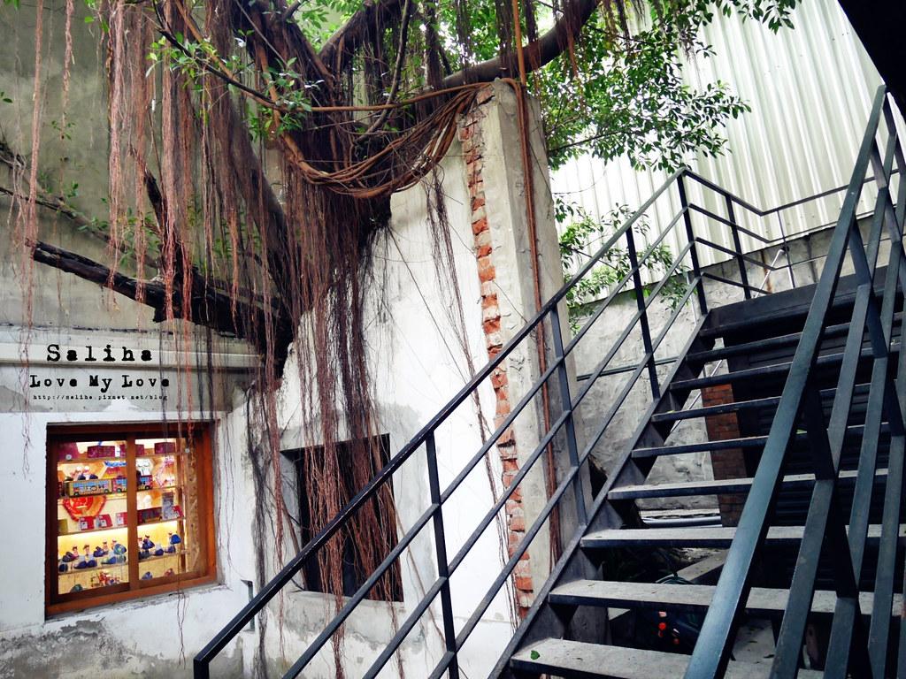 台中西區一日遊景點推薦綠光計畫范特喜文創聚落  (8)
