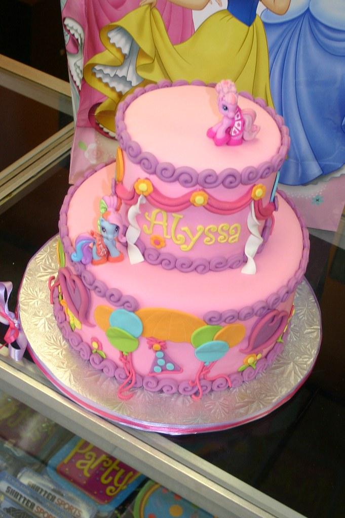 Pinkie Pie Cake Mary Katherine Flickr