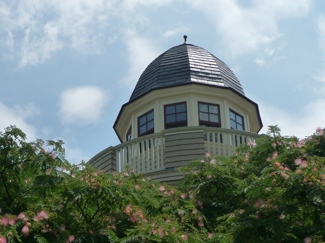 Avon Hill - Walnut Street cupola, Cambridge, MA