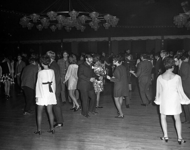 Spring Prom_March 1970