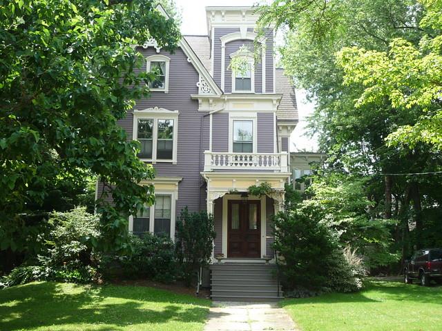 Avon Hill - House on Arlington Street, Cambridge, MA