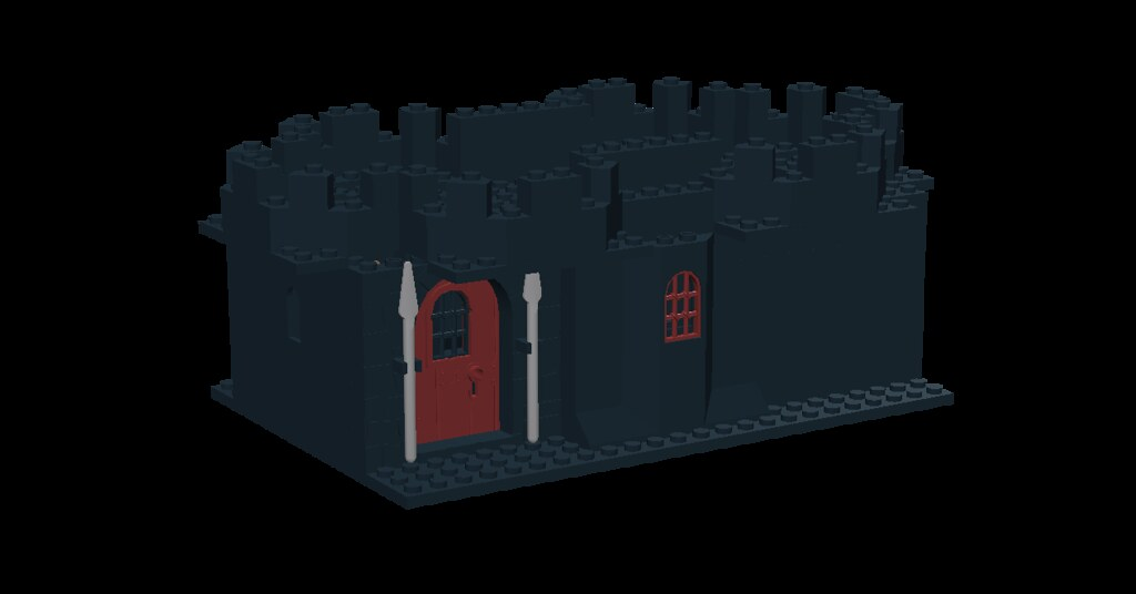 LDD Castle Outpost 1