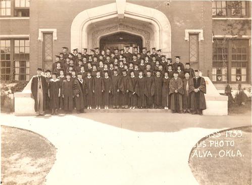 nwstc class 1933 grads by NWOkie