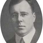 Otis B. Wescott was born in South Paris, Maine, in 1881 but moved to Minnesota when he was a child. He attended the University of Wisconsin at Madison where he studied engineering. He was married to Clarice Archer, from Buffalo, New York, and the couple had two children, Katherine and Archer. The family resided at 1811 Bedford Road. Mr. Wescott made his living as an engineer and was employed by the Jeffrey Manufacturing Company. He was also an inventor with several patents on machine parts. In his spare time, Mr. Wescott enjoyed playing baseball and gardening. This image available online at the UA Archives >>Read the related 'Norwester' magazine article at the UA Archives >>----------------------------------------Identifier: hinw14p017i01Date (yyyy-mm-dd): c. 1918-12Original Dimensions: 3.7 cm x  5.1 cm Format: Black and White Halftone PhotographSource: Norwester, December 1918, page 17Original Publisher: Upper Arlington Community (Ohio)Location/s: Upper Arlington (USA, Ohio, Franklin County)Repository: Upper Arlington Historical SocietyDigital Publisher: Upper Arlington Public Library, UA ArchivesCredit: UA Archives - Upper Arlington Public Library (Repository: UA Historical Society)