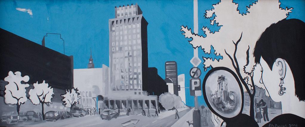 Patriotyczne murale przegl d blog surge polonia for Mural warszawa 44