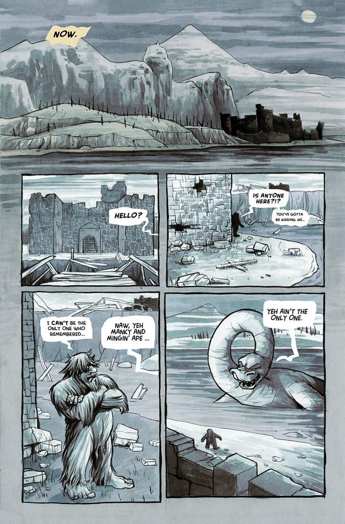 page 3 paranoid