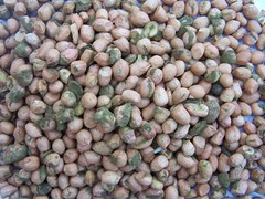 Mon, 06/16/2008 - 13:54 - Aspergillus naturally infected groundnuts in Mozambique. (file name: Picture 080)