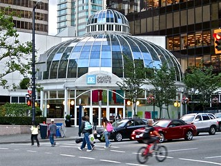 Canada - Vancouver - Pacific Center