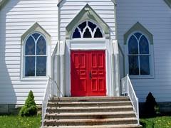 Doors--Churches, etc