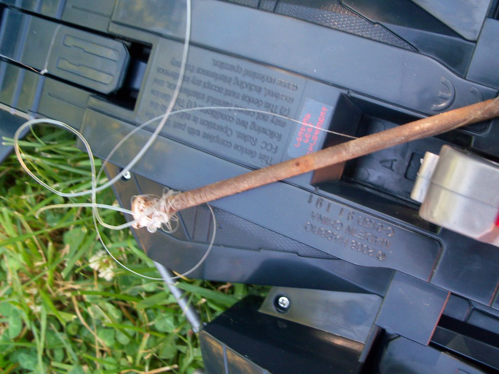 gutter machine repair