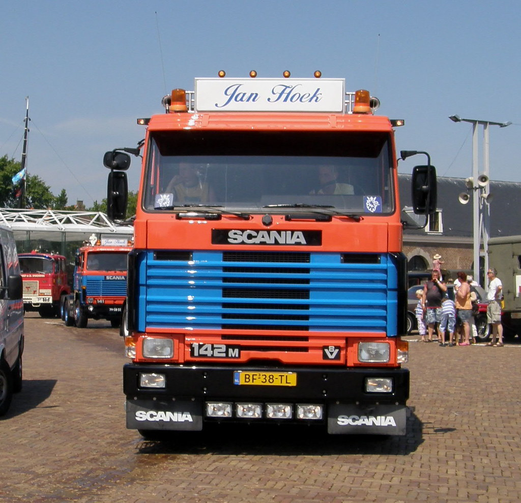 Scania R 142 M - V8 - a photo on Flickriver