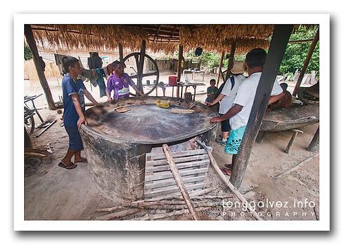 casa de farinha, Amazon, Brazil