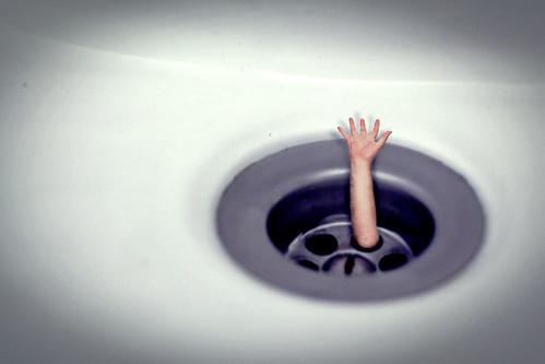 [32/52] Down the drain