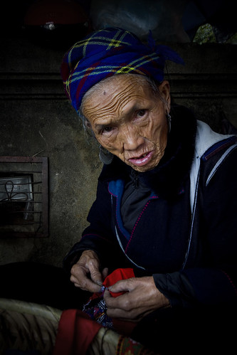 Woman From Sapa