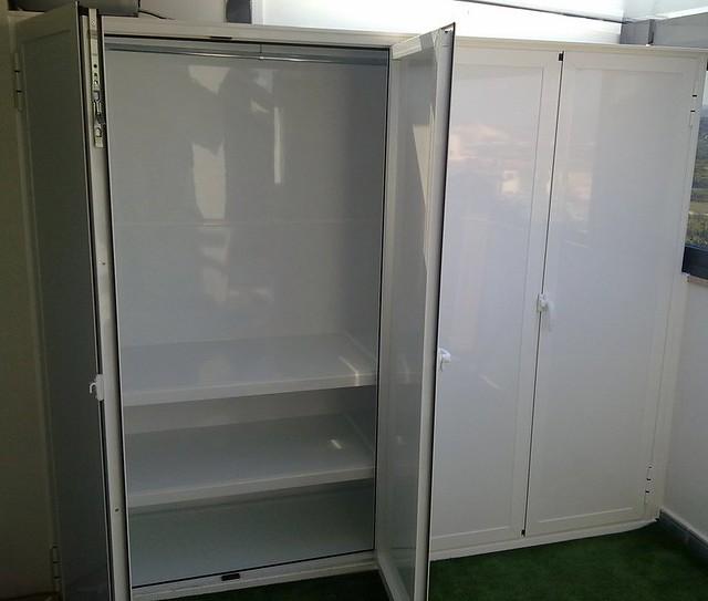 4767511012 38eb45b523 for Armario escobero exterior aluminio