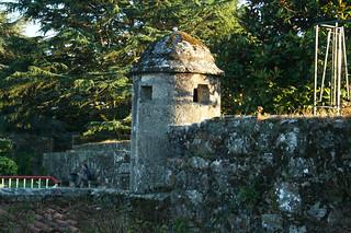 Afbeelding van Fortaleza de El Castro. castro fortaleza fortress vigo garita bartizan