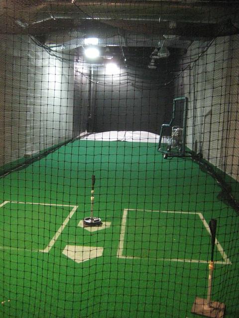 Indoor Batting Cage Financials Long Island