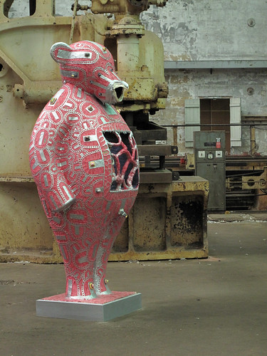 Sydney Biennale at Cockatoo Island