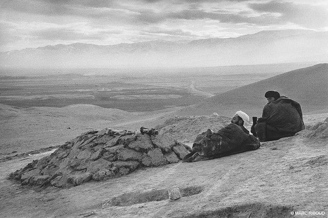 Afghanistan, by Marc Riboud 1955
