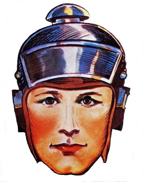 buck rogers astronaut - photo #18