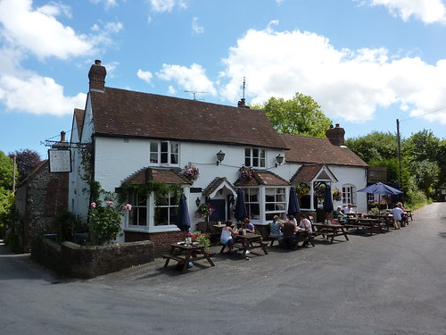 George and Dragon Inn, Burpham