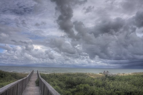 vacation usa sunlight art beach gulfofmexico water beautiful rain clouds america photography photo sand waves florida clayton awesome images h2o northamerica boardwalk harris hdr highdynamicrange inspiring stgeorgeisland harrisclayton