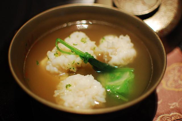 eal soup