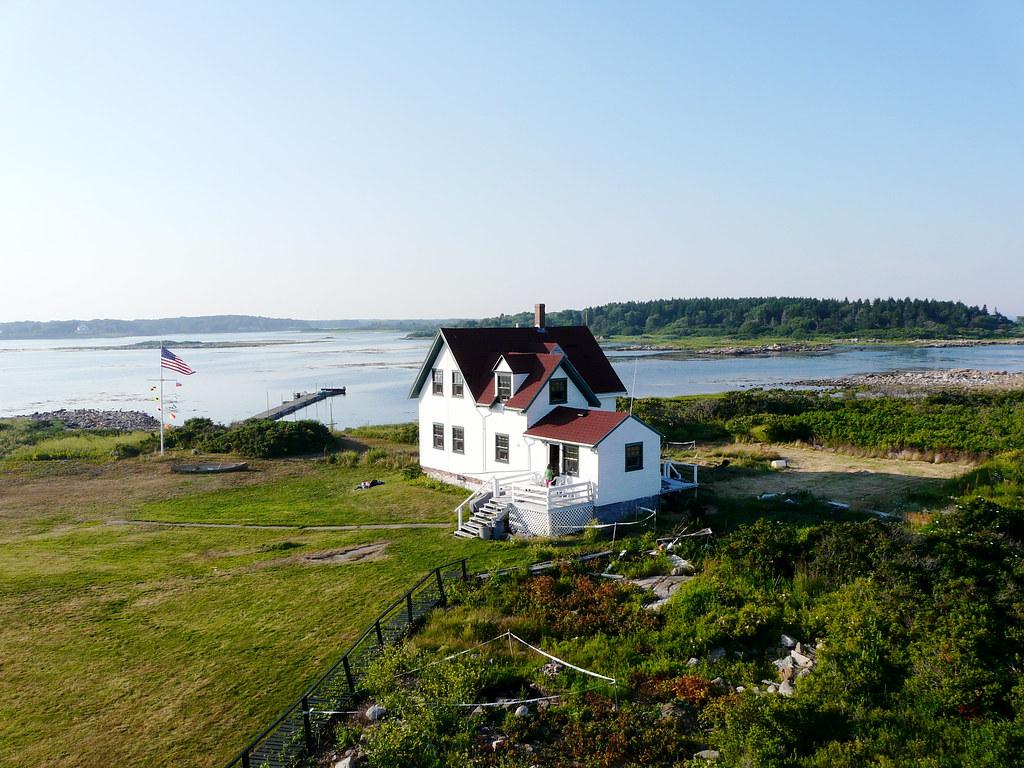 Little Stage Island Maine Tripcarta