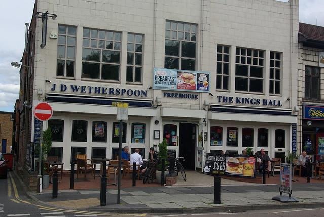 Kings Hall, Cheadle Hulme