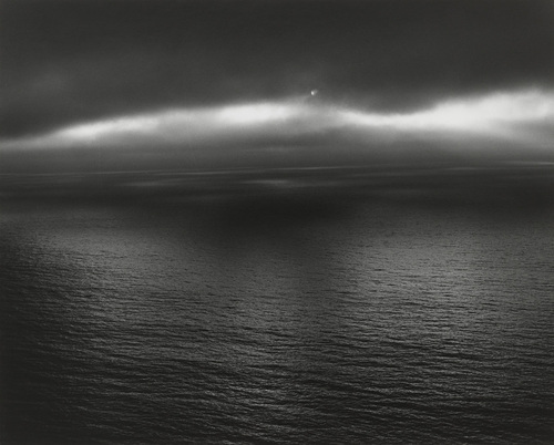 Pacific, Devil's Slide California, by Minor White 1947