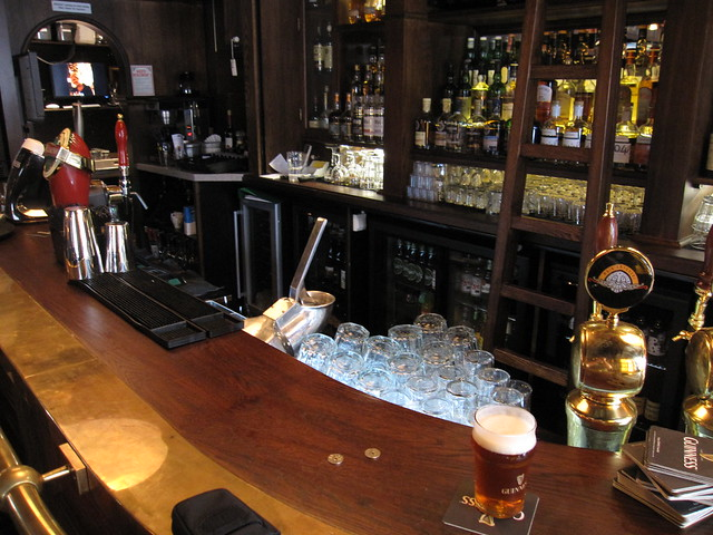 At The Whisky Bar
