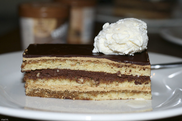 Opera Cake Recipe Masterchef