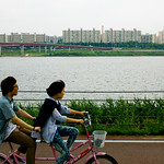Han River Riders - Seoul, South Korea.