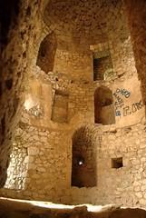 Inside the citadel of Počitelj