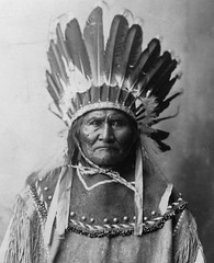 Geronimo, by A.B. Canady 1907