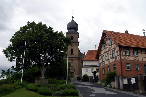 Eyershausen, St. Wendelin