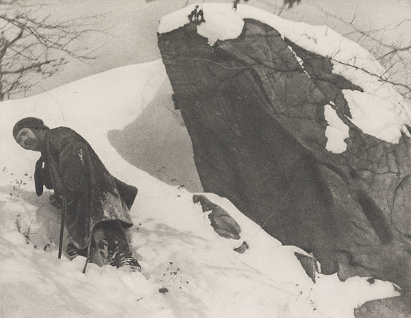 After the Blizzard, by Alvin Langdon Coburn 1906