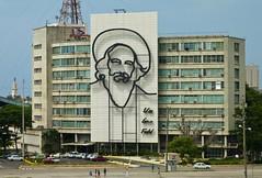 Homenaje a Camilo Cienfuegos en La Habana
