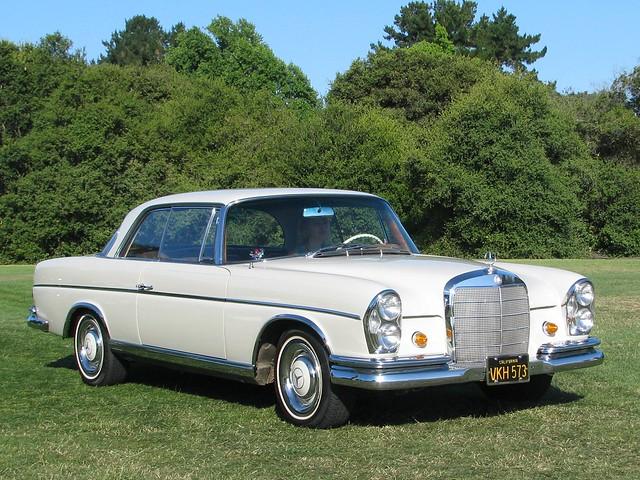 1966 mercedes benz 300 se coupe 1 a photo on flickriver for Mercedes benz 300 se