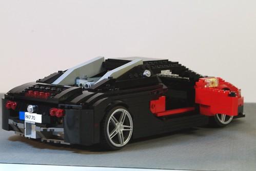 bugatti veyron a photo on flickriver. Black Bedroom Furniture Sets. Home Design Ideas