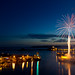 Jersey Fish Festival 2010 - Fireworks by Photomage